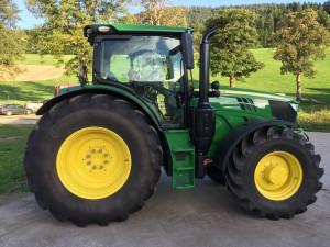 Tracteur John Deere 6155 R